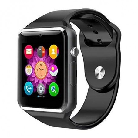 Montre Smart Watch Phone / Bluetooth / connexion facile / faire des appels / Support SIM