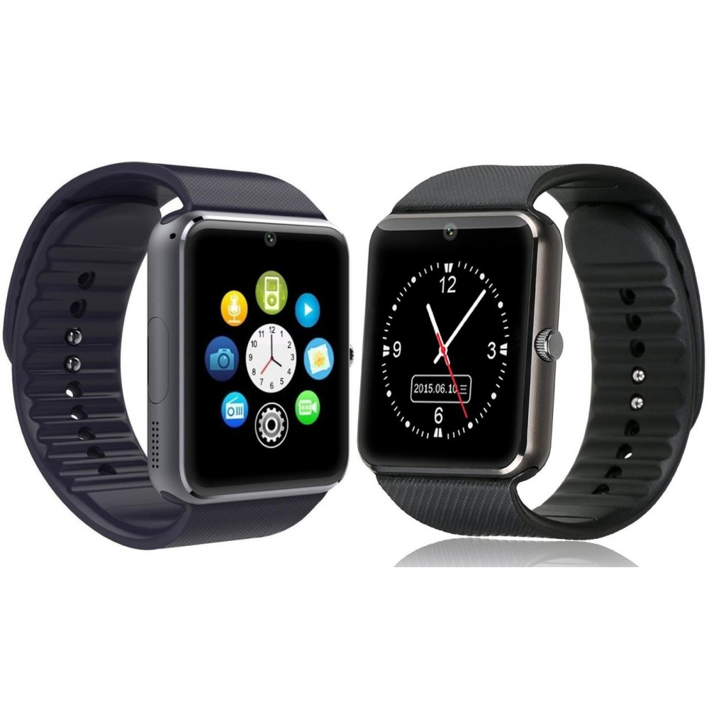 montre connect e smartwatch compatibles tous smartphones. Black Bedroom Furniture Sets. Home Design Ideas