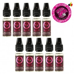 Lot de 10 flacons 10ml- Pink Diamond