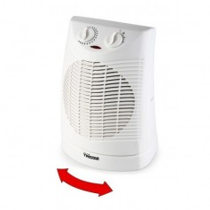 THERMO VENTILATEUR PORTABLE TRISTAR KA5034 1800-2000W BLANC