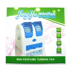 Mini double ventilateur usb