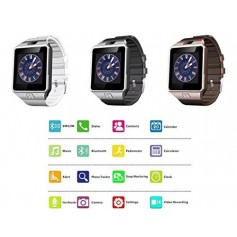 Montre SmartWatch Connectée 2 en 1 IOS & Android