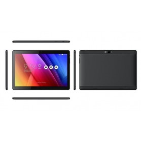 tablette android bluetooth et wifi 16/9 dual cam 10,1""