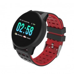 "Montre connectée waterproof - écran 1,3"" - batterie Lithium 180 mAh"