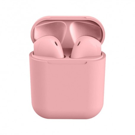 Ecouteurs bluetooth tactile - ROSE