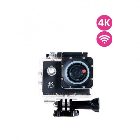 Camera sports WIFI 4K ULtra HD- Noir