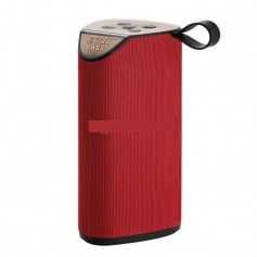 Enceinte bluetooth 10w extra bass-Rouge
