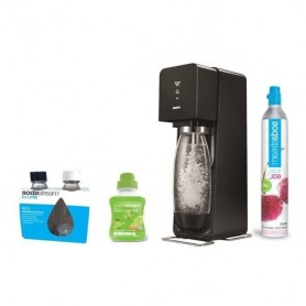 Sodastream Mega pack Source Noir