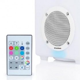 Enceinte Bluetooth LED AudioSonic