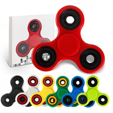 HAND SPINNER MY SPINNER - ANTISTRESS - COULEUR ALEATOIRE